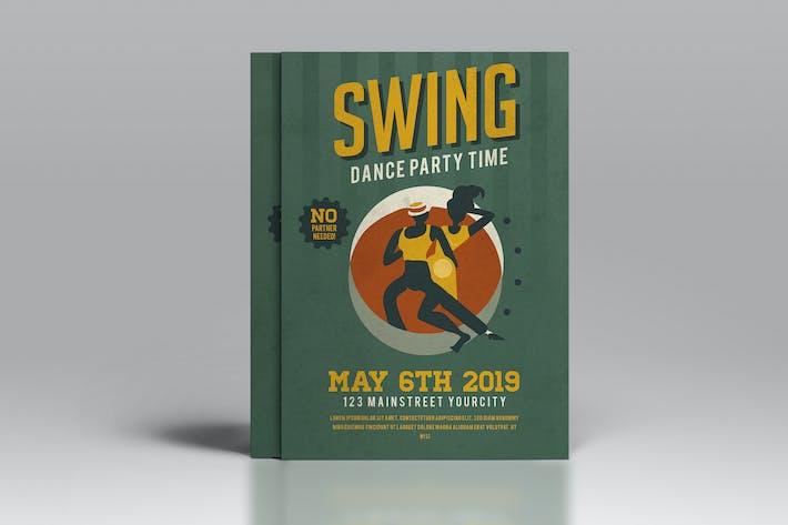 Thumbnail for Swing Dance Flyer