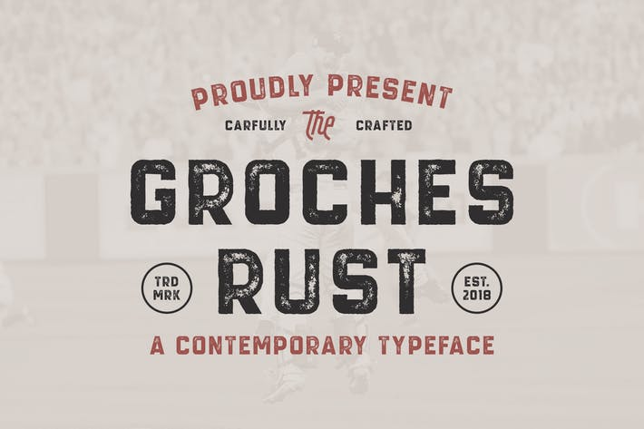 Thumbnail for GROCHES RUST