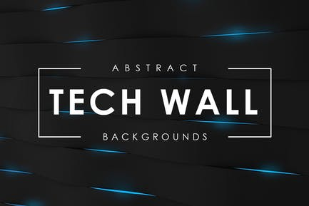 Tech Wall Hintergründe