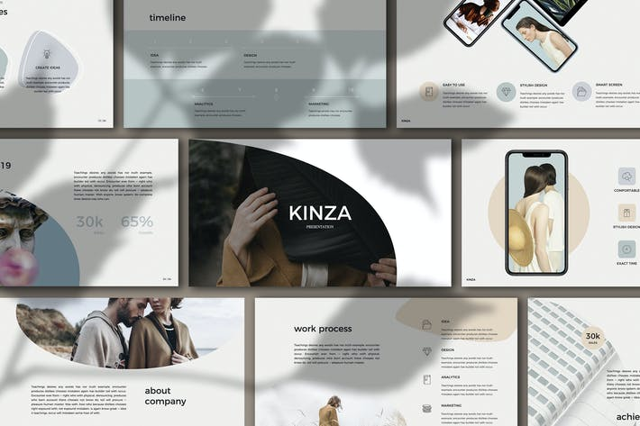 Thumbnail for Kinza PowerPoint Presentation