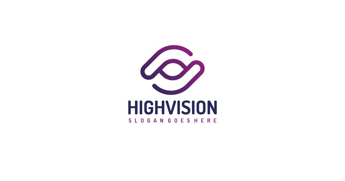 Download Vision Eye Logo by 3ab2ou