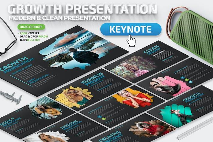 Thumbnail for Growth Keynote Presentation