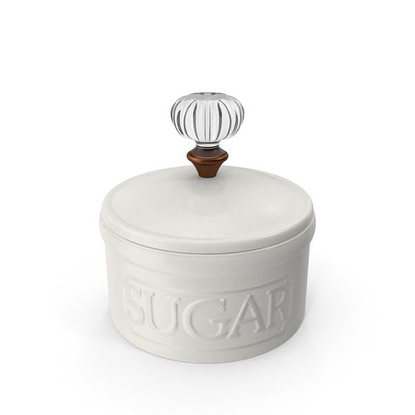 Классическая сахарная чаша