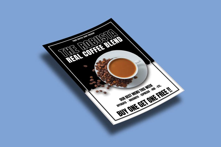 Coffee – Flyers Template