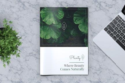 Decorative Plants Brochure