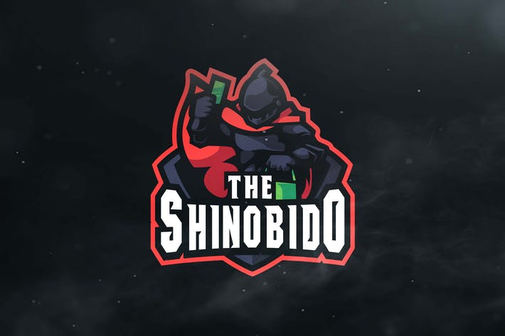 Thumbnail for The Shinobido Sport and Esports Logos
