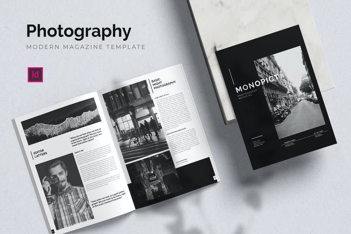 Thumbnail for Fotografie - Magazin