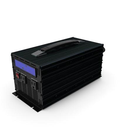 Power Inverter Black