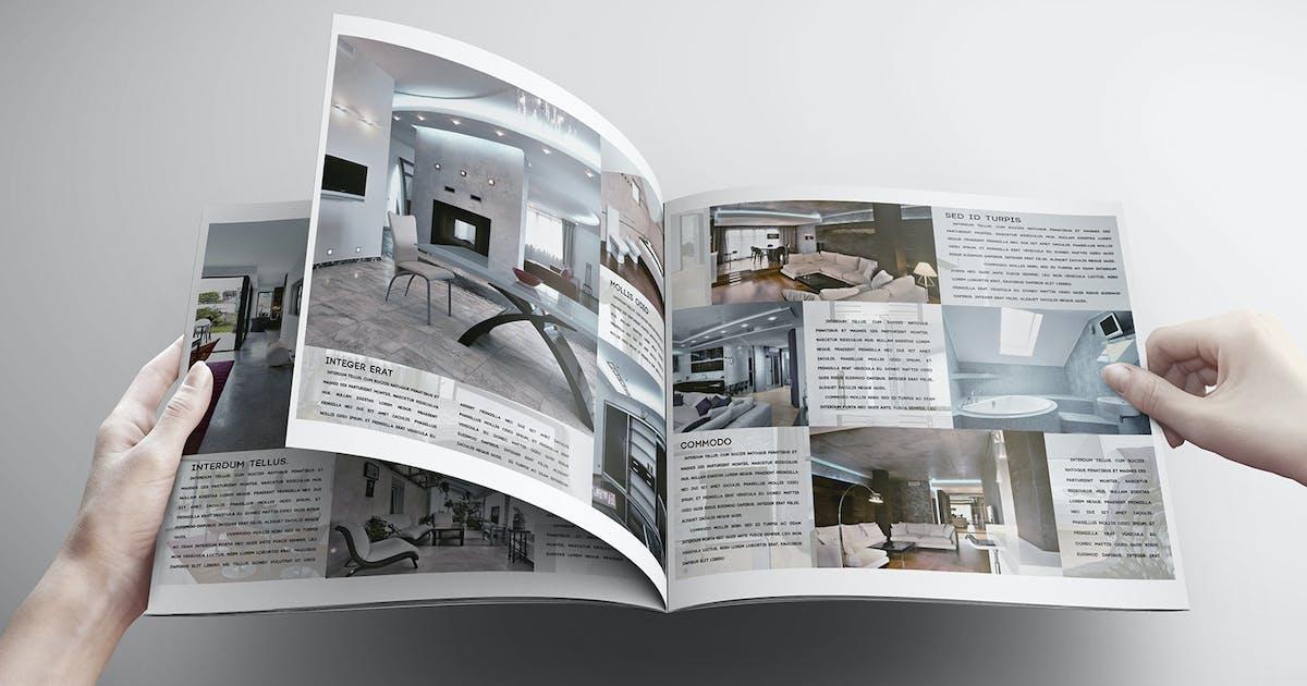 Download Square Brochure Mock-Up by Eugene-design