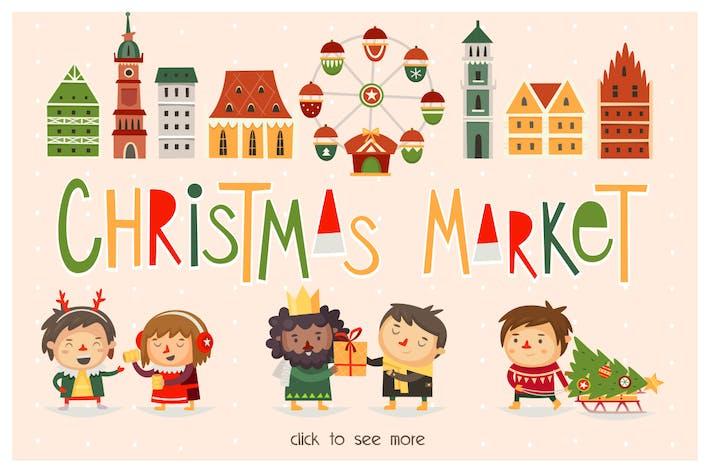 Thumbnail for Christmas market