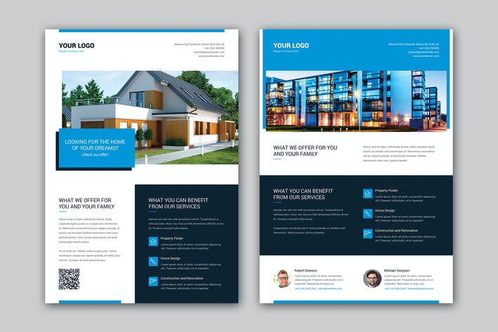 Thumbnail for Flyer – Real Estate