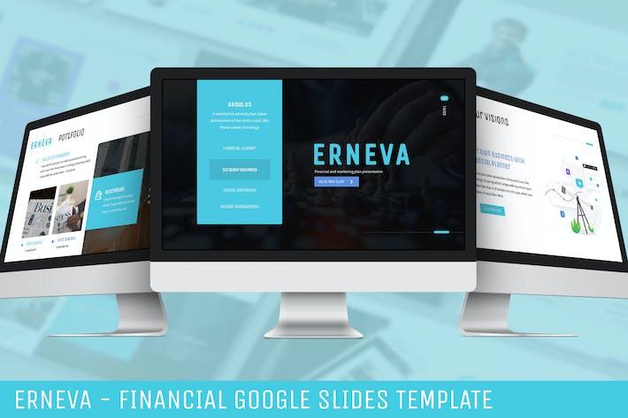 Erneva - Financial Google Slides Template
