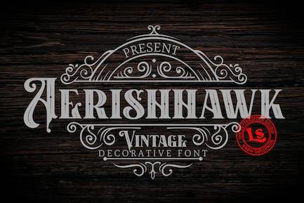 Aerishhawk | Fuente Vintage