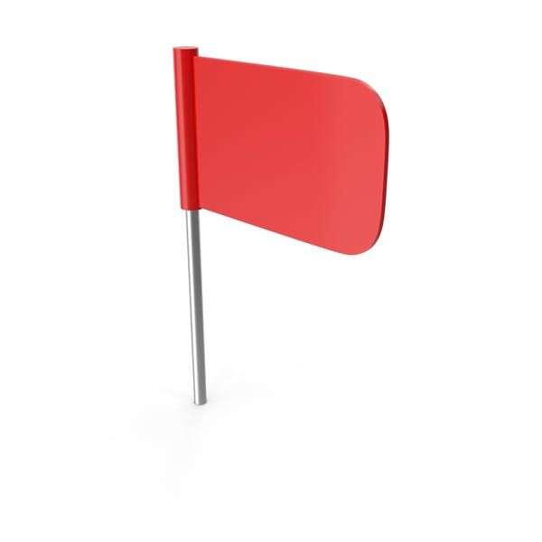 Flag Push Pin