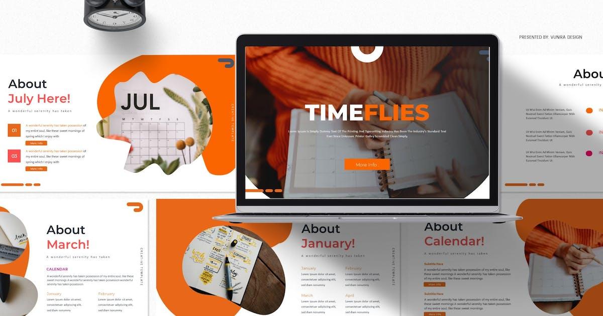 Download Timeflies   Google Slides Template by Vunira