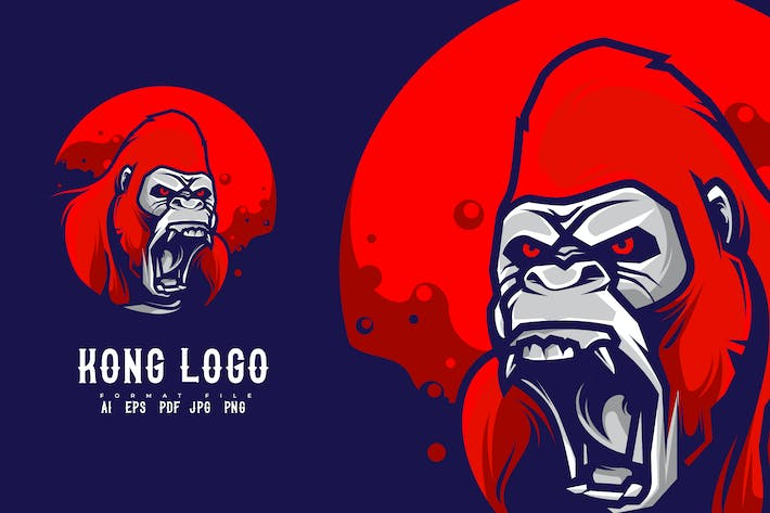 Thumbnail for Kong Logo