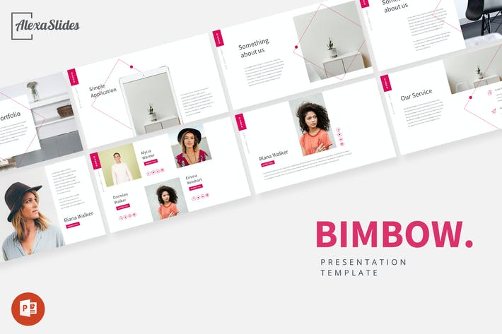 Thumbnail for Bimbow - Powerpoint Presentation Template