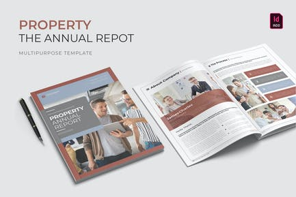Property Selling | Annual Report
