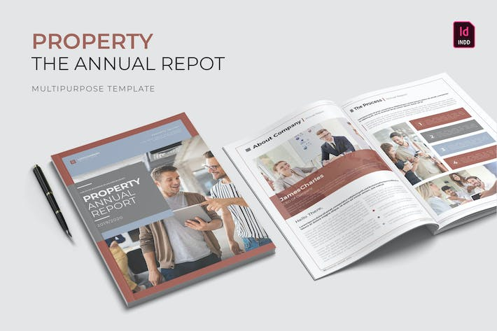 Thumbnail for Property Selling   Annual Report