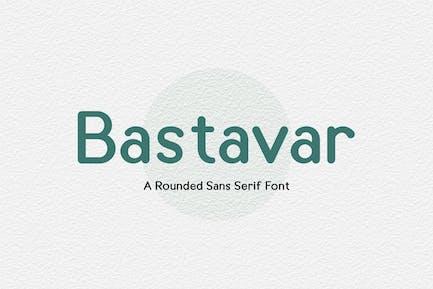 Bastavar - Modern Advertisement Font