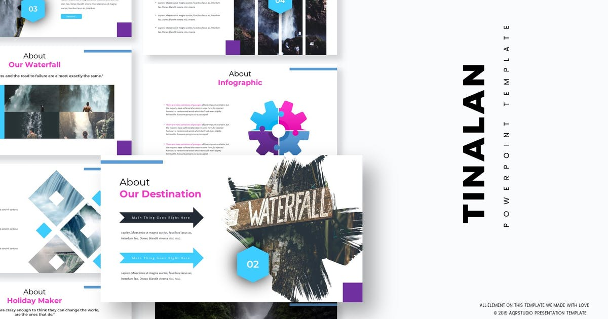 Download Tinalan - Powerpoint Template by aqrstudio