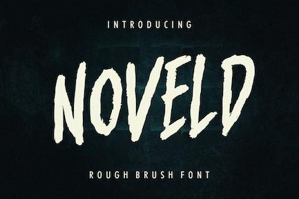Noveld Horror Brush Fuente