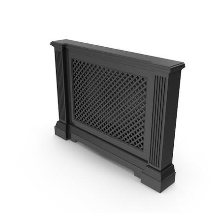 Radiator Black Screen