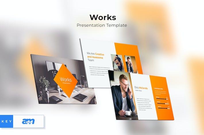 Thumbnail for Works Keynote Presentation