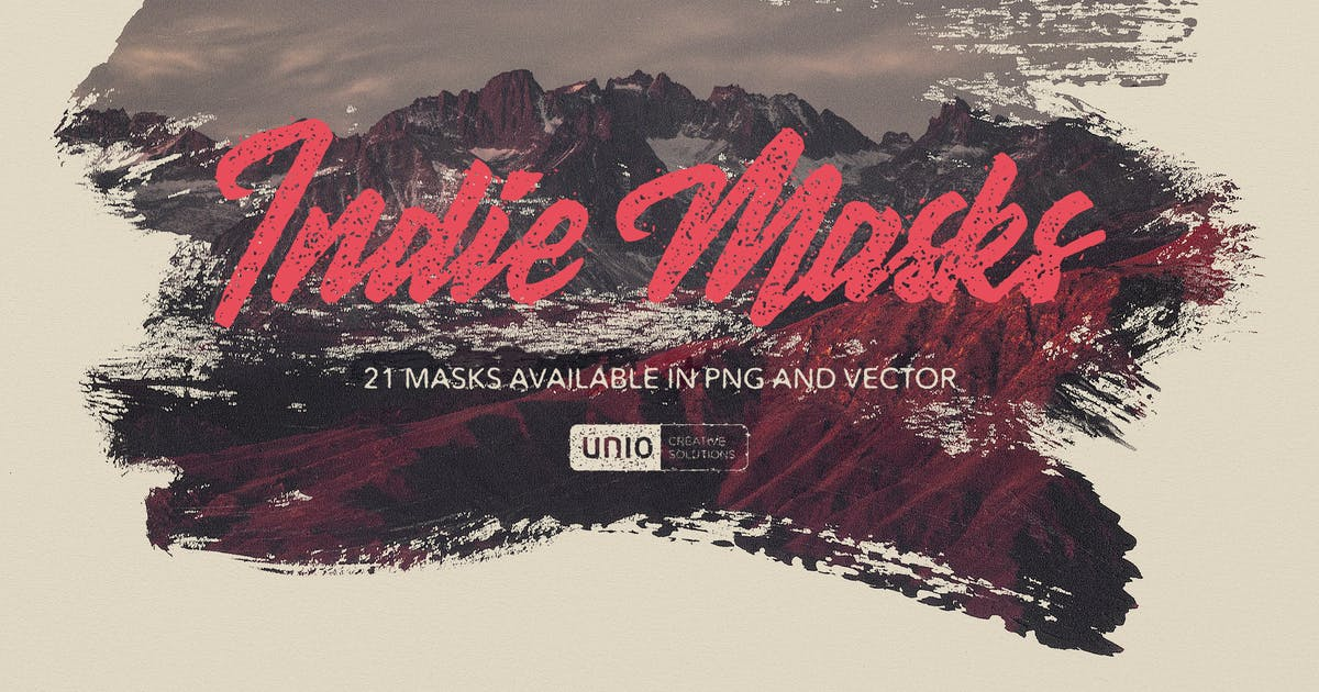 Download Indiemasks by UnioCS