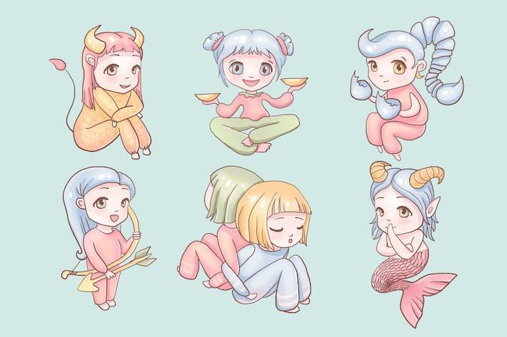 Manga Zodiac 2