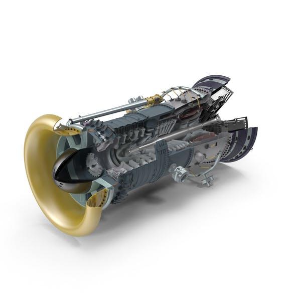 Thumbnail for Industrial Turbine