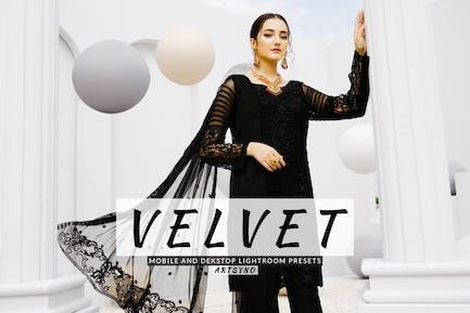 Velvet Lightroom Presets Dekstop and Mobile