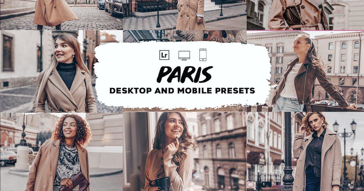 Download Paris Lightroom Presets by Presetsh