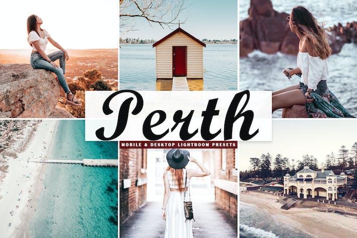 Thumbnail for Perth Mobile & Desktop Lightroom Presets