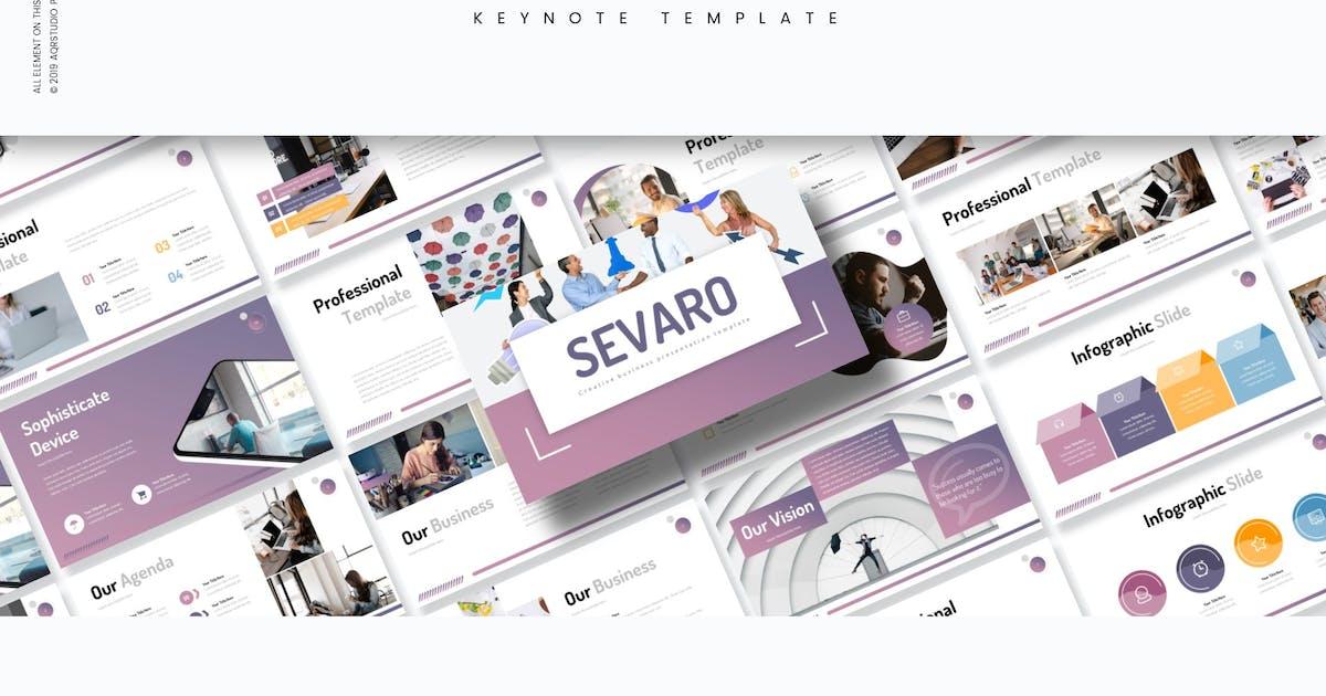 Download Sevaro - Keynote Template by aqrstudio
