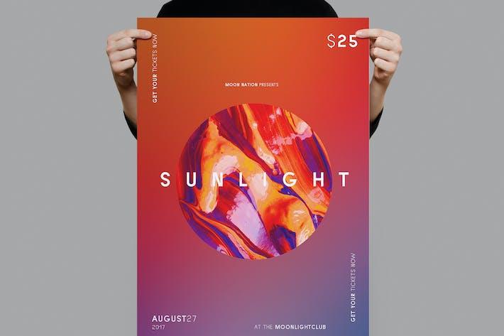 Thumbnail for Sunlight Flyer / Poster Template