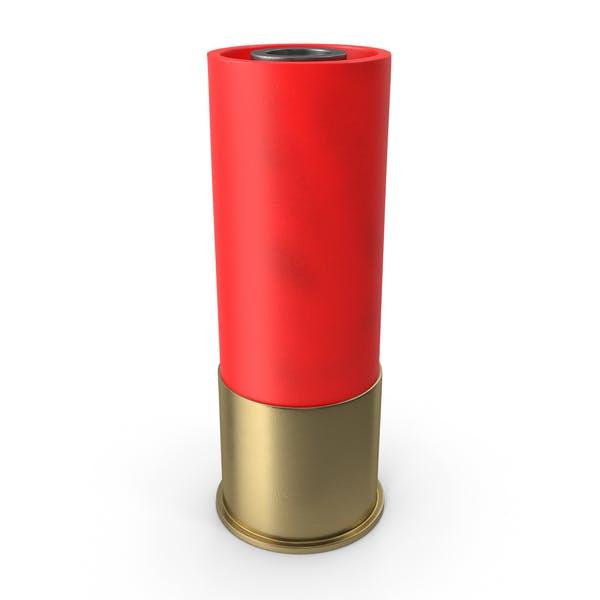 Shot Gun Bullet Rojo