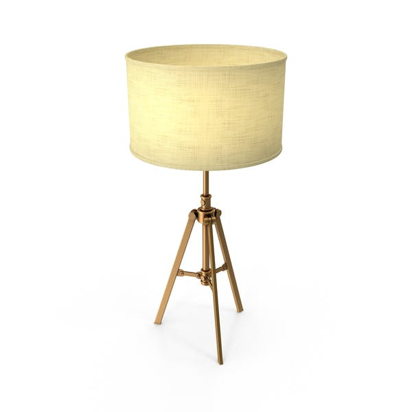 Transitional Table Light