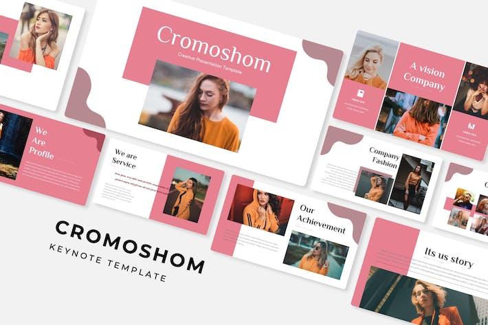 Cromoshom - Keynote Template
