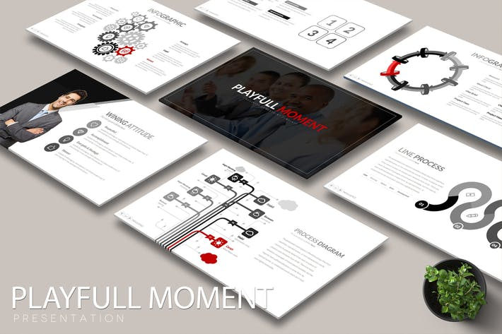 Thumbnail for PLAYFULL MOMENT Powerpoint