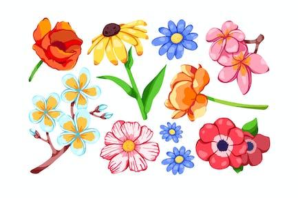 Clipart floral