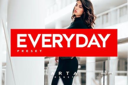 ARTA Everyday Preset For Mobile and Desktop
