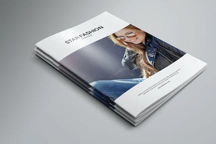 Indesign Product catalogue Templete