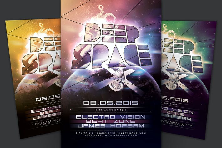 Thumbnail for Deep Space Flyer