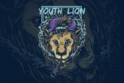 Youth Lion