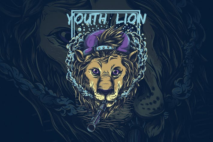 Thumbnail for Youth Lion