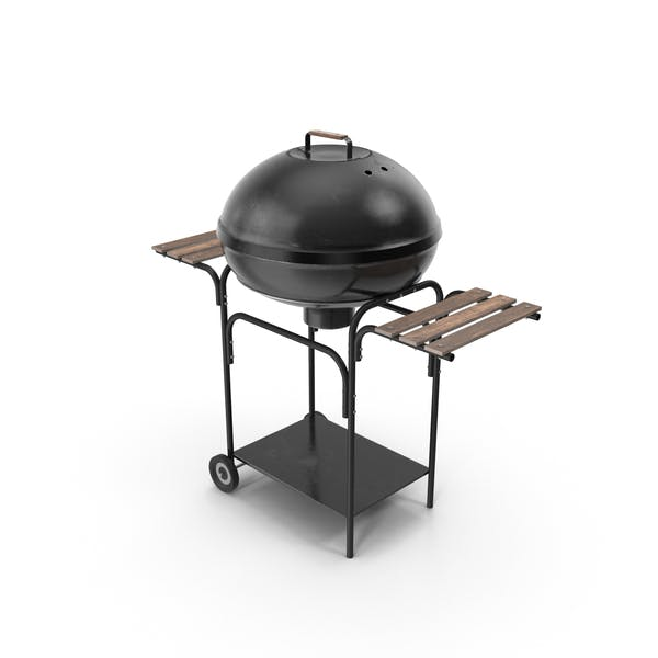Cover Image for Charcoal Grill