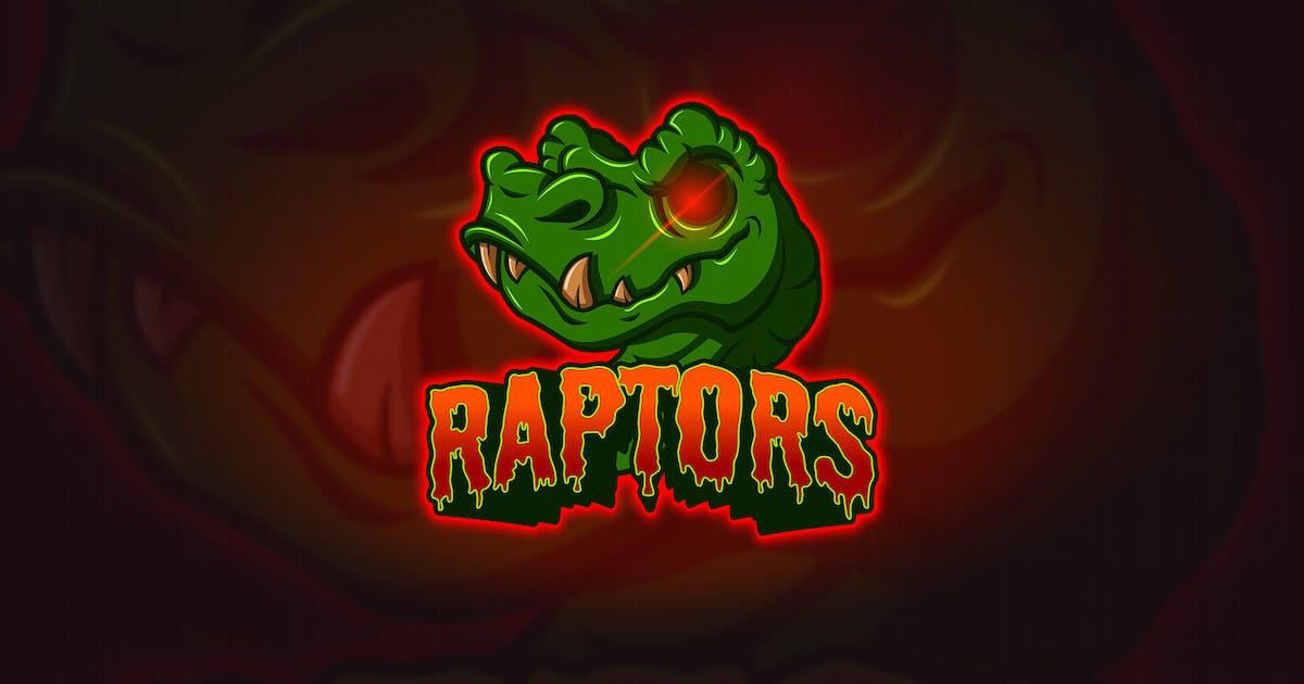 Download Raptor - Mascot & Esport Logo by aqrstudio