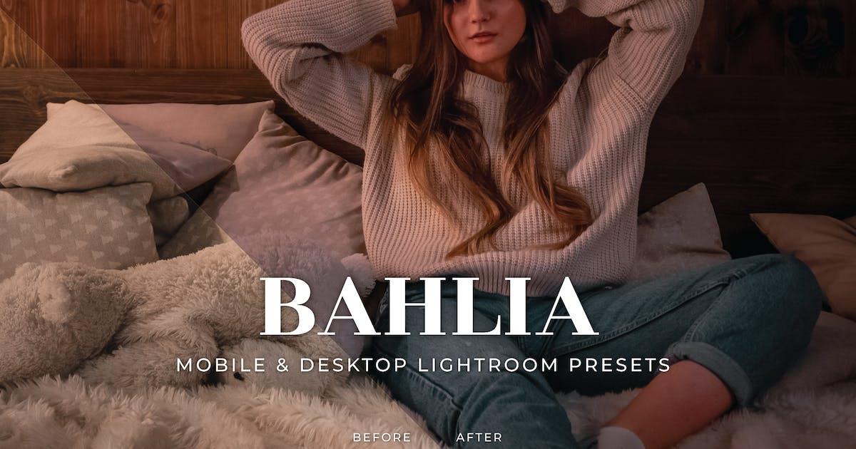 Download Bahlia Mobile and Desktop Lightroom Presets by Laksmitagraphics