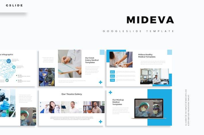 Cover Image For Mideva - Google Slides Template